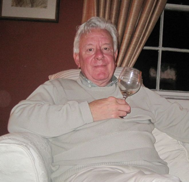 My Grandad Stephen Vernon